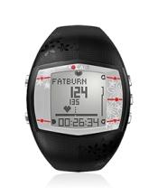 Polar FT40 Heart Rate Monitor Female Black