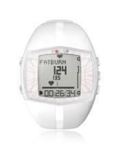 Polar FT40 Heart Rate Monitor Female White