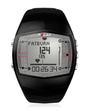 Polar FT40 Heart Rate Monitor Male Black