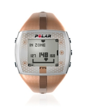 Polar FT4 Heart Rate Monitor Bronze