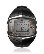 Polar FT60 Heart Rate Monitor Female Black